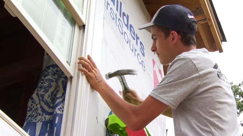 CAPPS helps with Home for Good project