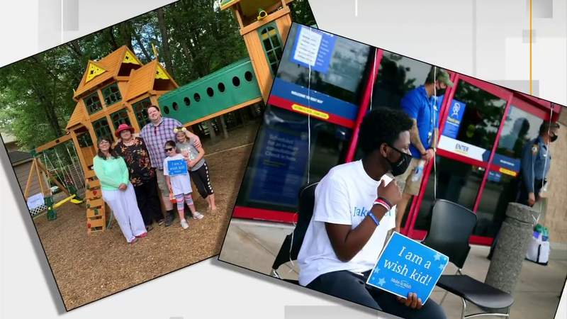 Feel Good Friday: Paying it forward with Make A Wish