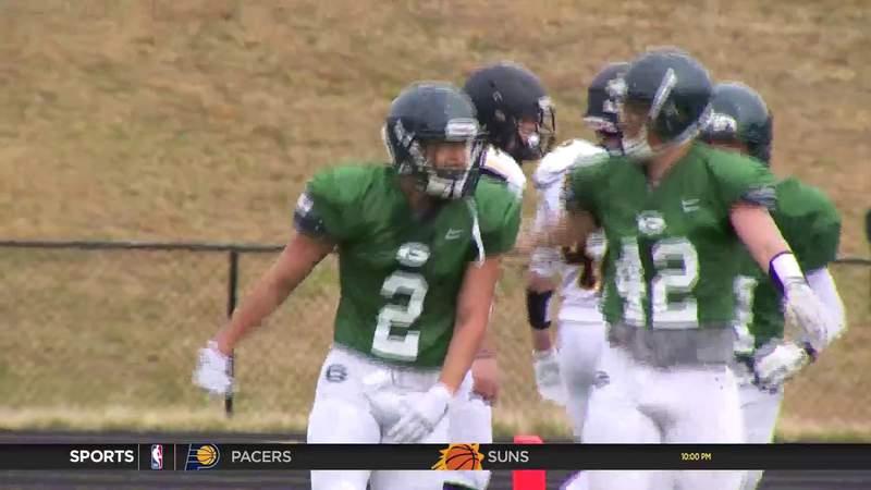 Glenvar defeats Floyd County in a Three Rivers battle