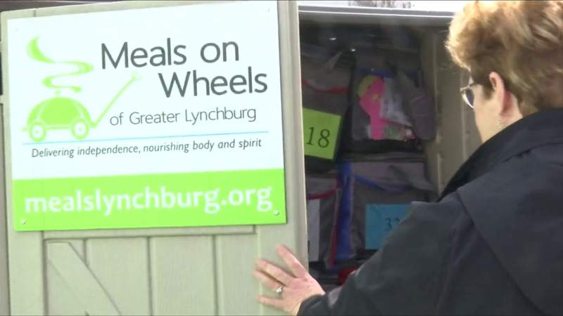 Meals on Wheels of Greater Lynchburg makes post-storm deliveries