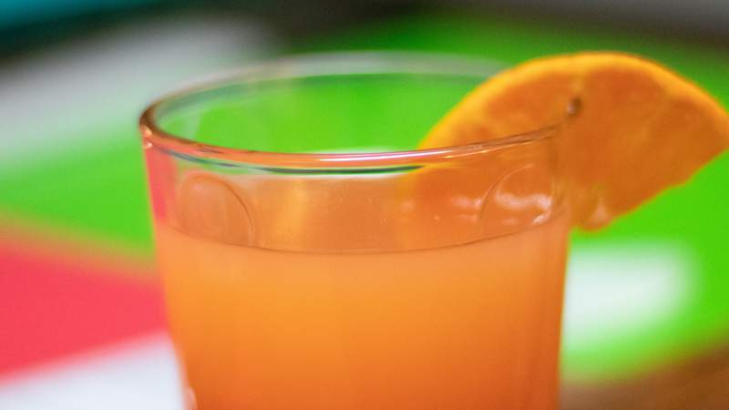 What's that delicious juice concoction Walt Disney World serves?