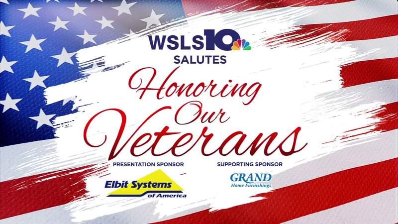 WSLS 10 Salutes Honoring Our Veterans