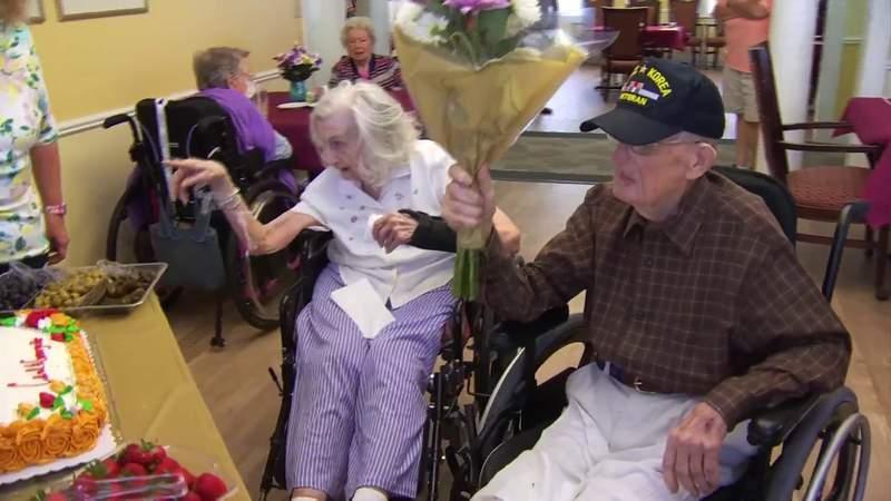 Local couple celebrates 75th anniversary