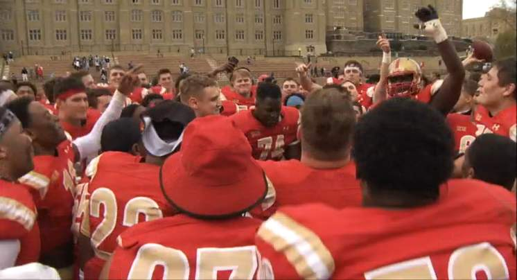 VMI will play in the FCS playoffs for the first time in school history.