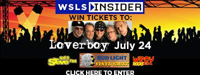 Win a VIP table at the July 24th Loverboy concert