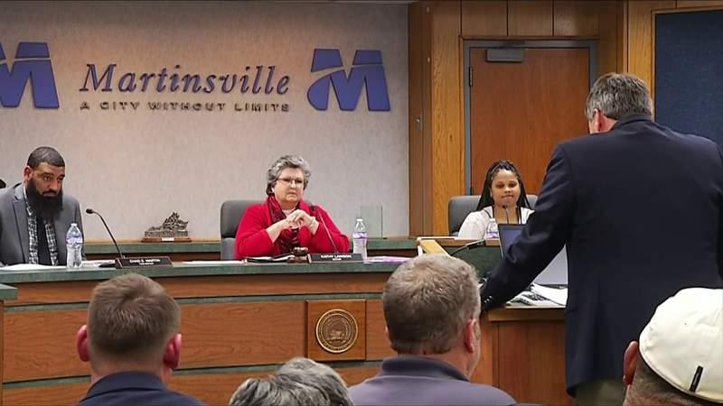 GF Default - Martinsville to begin steps of reversion
