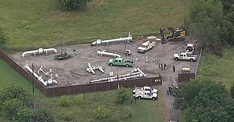 Two dead, two hurt in Texas gas explosion
