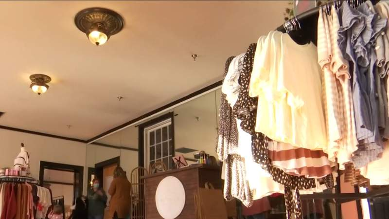 Ayven Avenue Boutique opens in downtown Lynchburg