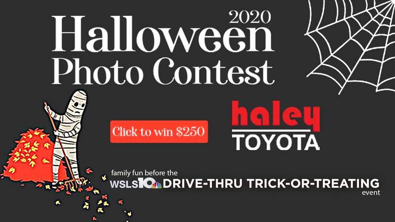 Halloween Photo Contest 2020