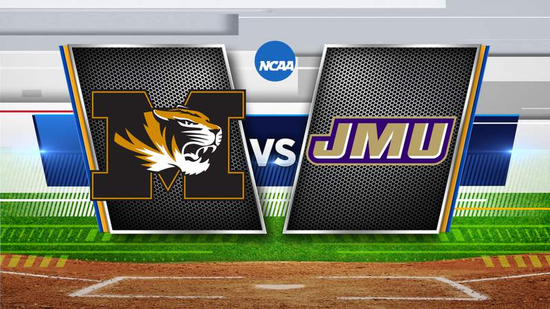 Missouri defeats JMU 7-1