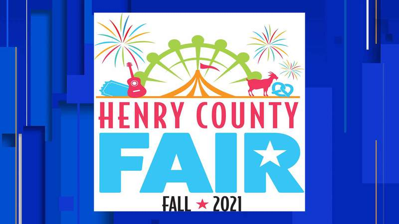 The Henry County Fair won't be happening Wednesday night due to inclement weather.