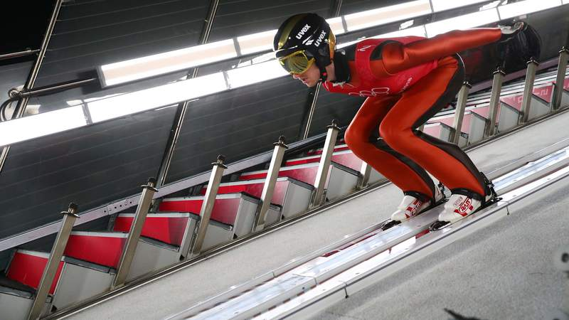 Learn how ski jumping medalists will be decided at the Winter Olympics.