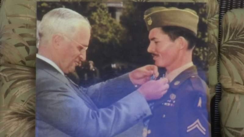 Military hero honored in Lynchburg