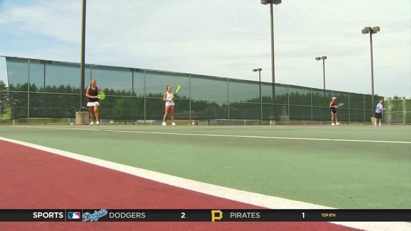 Auburn Girls Tennis Prepares for State Finals