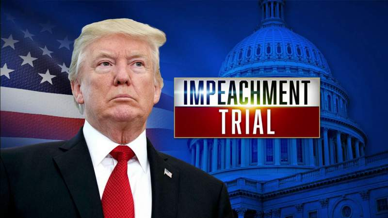 Trump's impeachment lawyers accuse Democrats of waging 'hatred' campaign