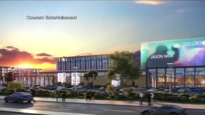 Danville to receive $15 million from Caesars Entertainment by the end of the year
