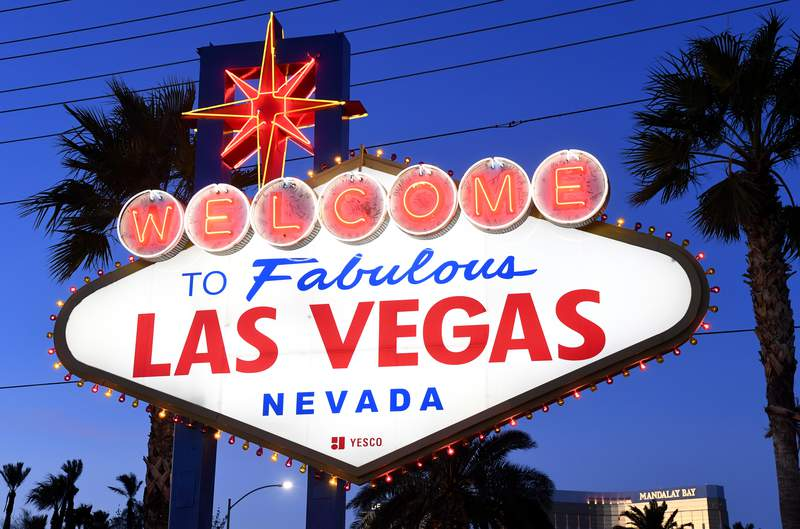Who wants to go to Las Vegas? (Photo by Ethan Miller/Getty Images)