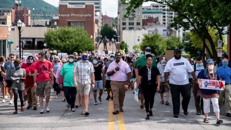 Roanoke organizers discuss why change is happening now