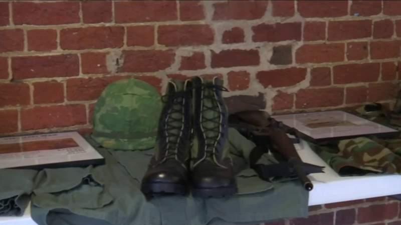 Salem Museum displays evolution of military uniforms