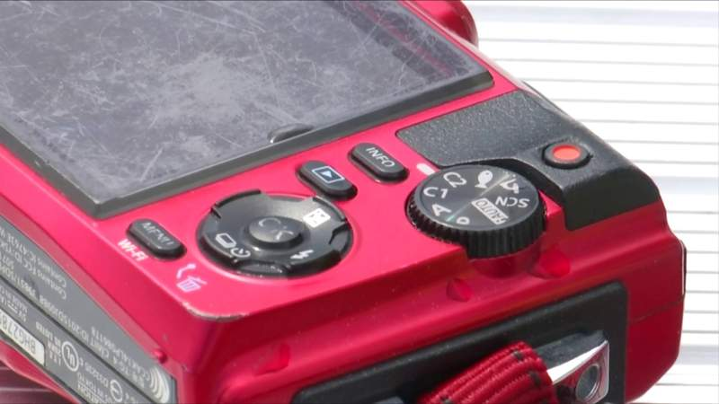 Diver saves camera at the bottom of Claytor Lake, returning it to its owner