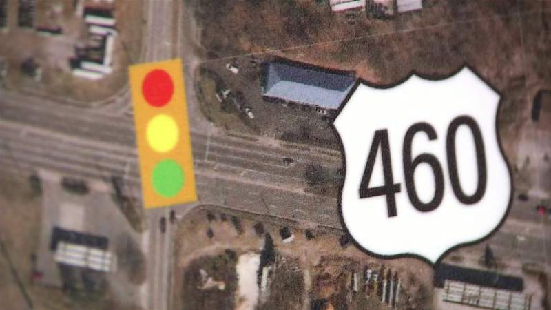 GF Default - Improvements coming to Route 460