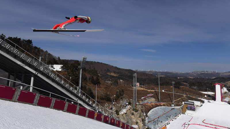 Become a ski jumping expert with our 101 guides ahead of the 2022 Winter Olympics.