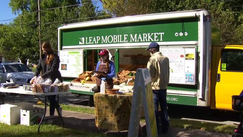 Taking a look at food disparities across local communities