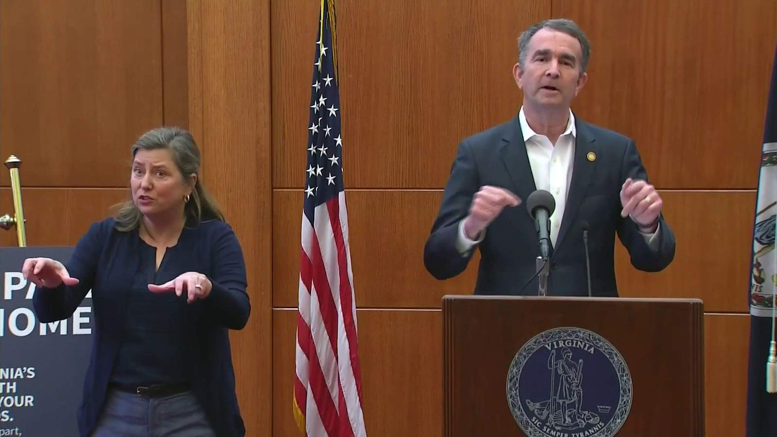 WATCH LIVE: Gov. Ralph Northam to give April 1 coronavirus update - WSLS 10