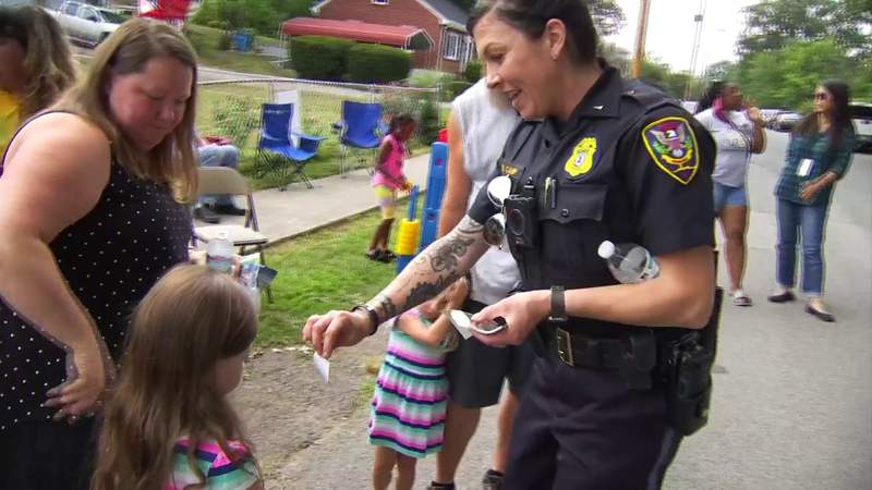 Law enforcement marks National Night Out