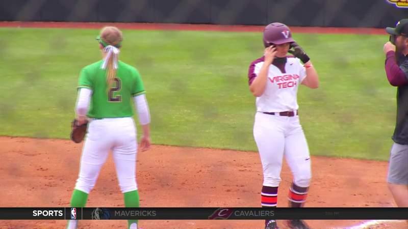 Virginia Tech softball earns No. 4 seed for ACC Tournament