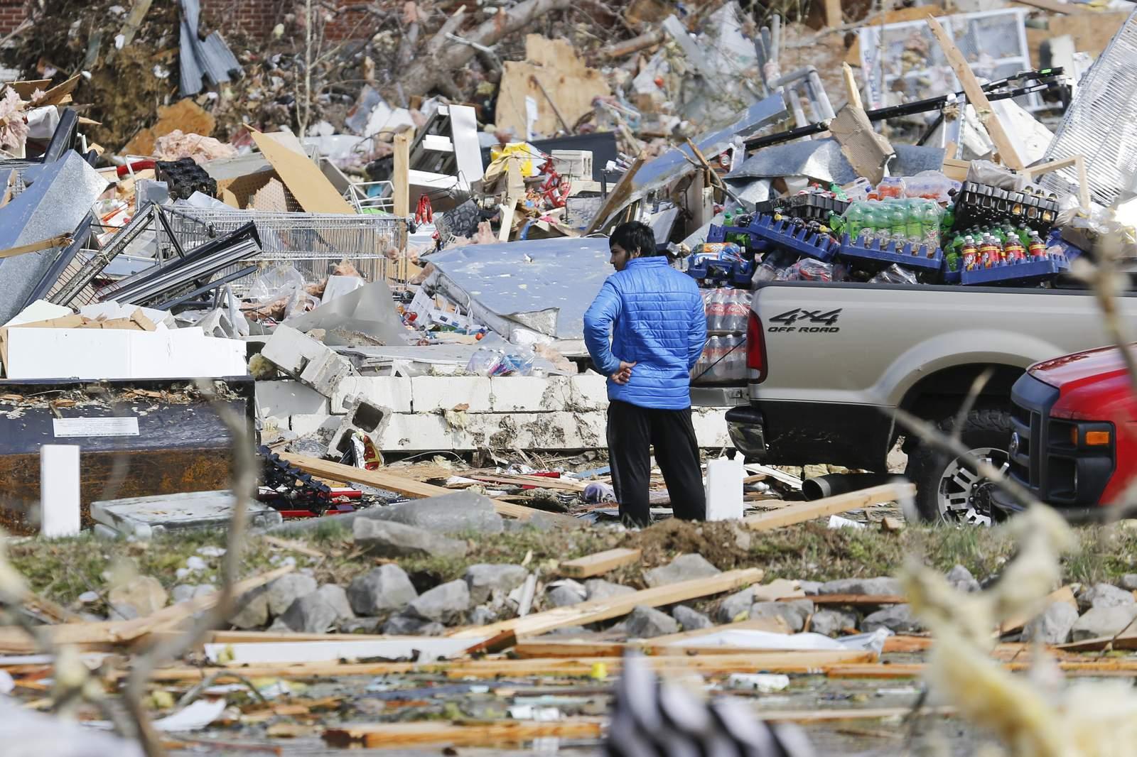 Halloween 2020 Putnamcounty Tuesday morning's Putnam County, TN tornado rated EF 4