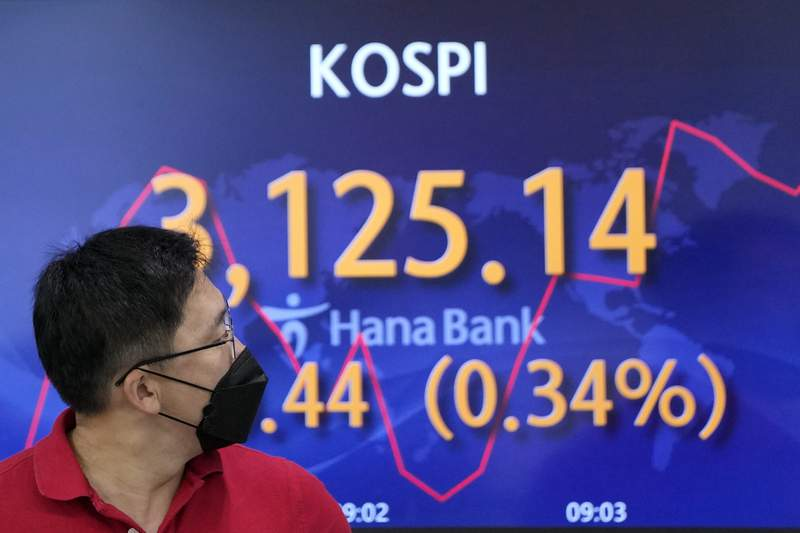 www.wsls.com: Asian shares rebound; Wall St headed for weekly decline