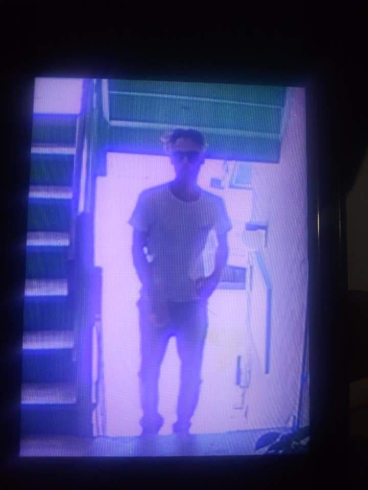 Pulaski police are searching for this individual.