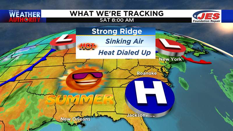 What we're tracking later this week and this weekend