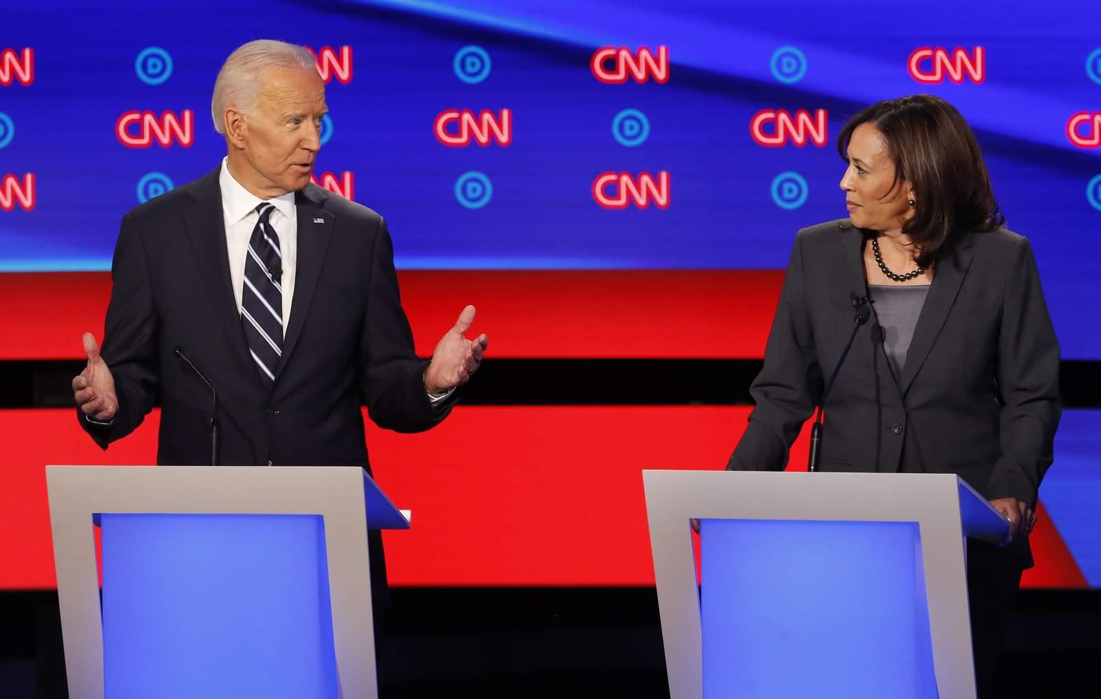 Virginia, U.S. officials react to Biden picking Kamala Harris as VP