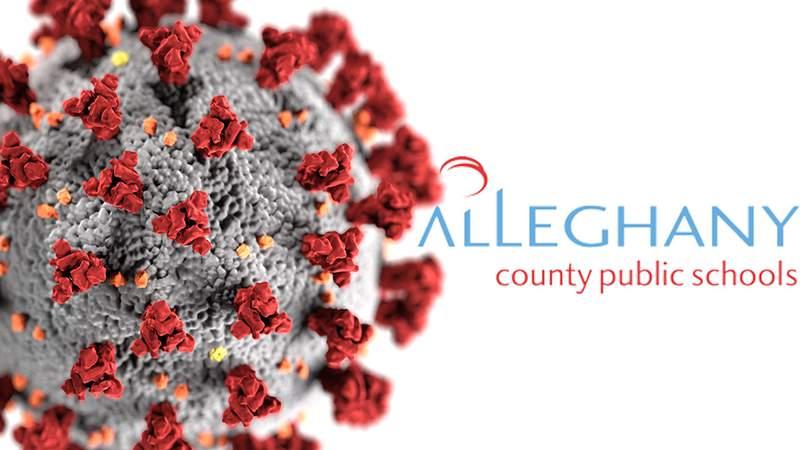 Alleghany County Public School and coronavirus