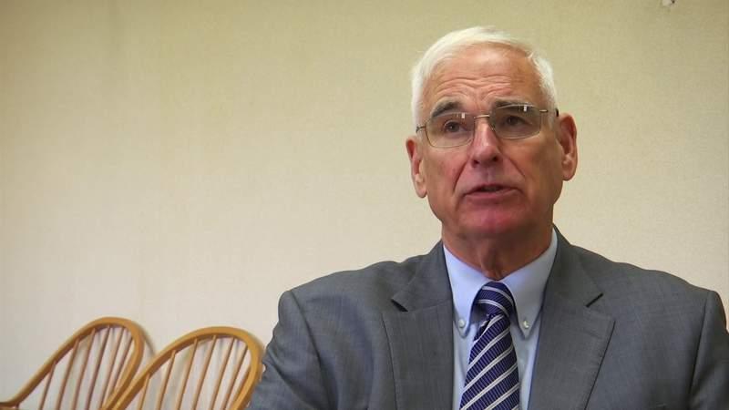 Don Caldwell is seeking his 11th term