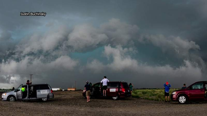 Hokie Storm Chasers return to the Plains