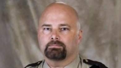 Arkansas Sheriff Todd Wright -- (Courtesy: Arkansas Sheriff's Association)