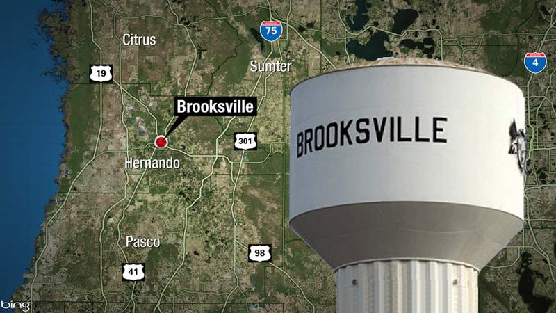 The water tower in the Hernando County seat was accidentally sold.