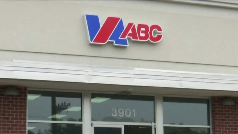 Pandemic-related shortages at Virginia ABC stores