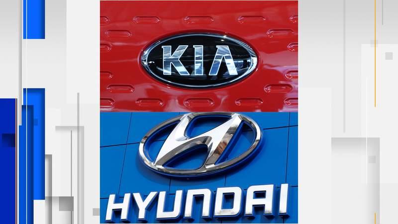 Hyundai and Kia recalling 591,000 vehicles in the U.S.
