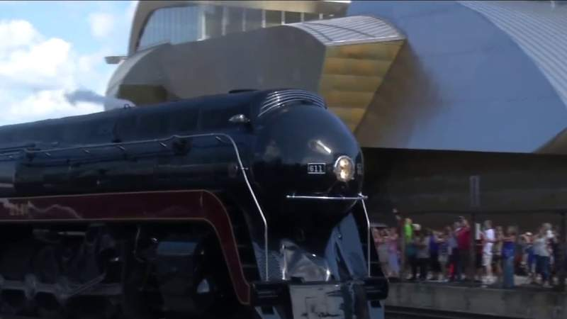 Queen of Steam moving to Strasburg, PA