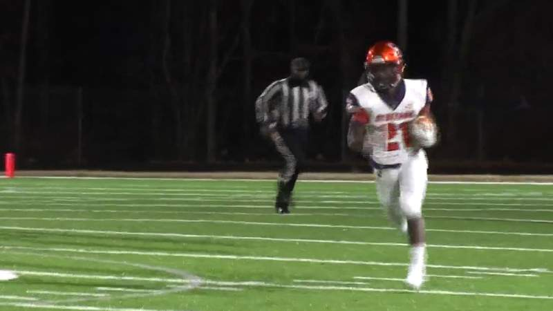 Heritage gets convincing road win over Amherst County