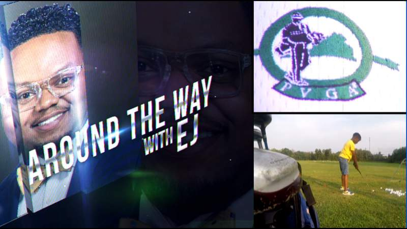 Around the Way with EJ: Teaching life lessons on the fairways and greens with PVGA