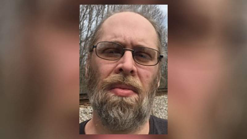 Michael Ayers image from the Virginia Sex Offender Registry. Image taken March 13, 2019