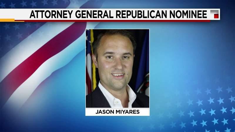 Jason Miyares wins Virginia GOP Attorney General nomination