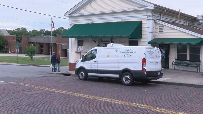 New van for Lynchburg's Daily Bread