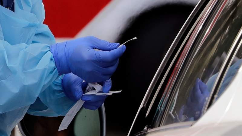 Virginia reporting 26,746 coronavirus deaths