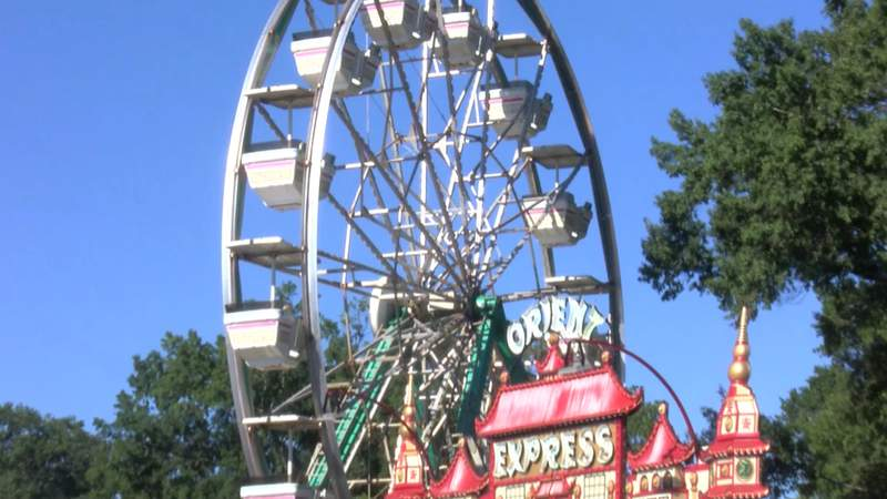 Thousands return to Virginia State Fair in Doswell (Source: NBC 12)